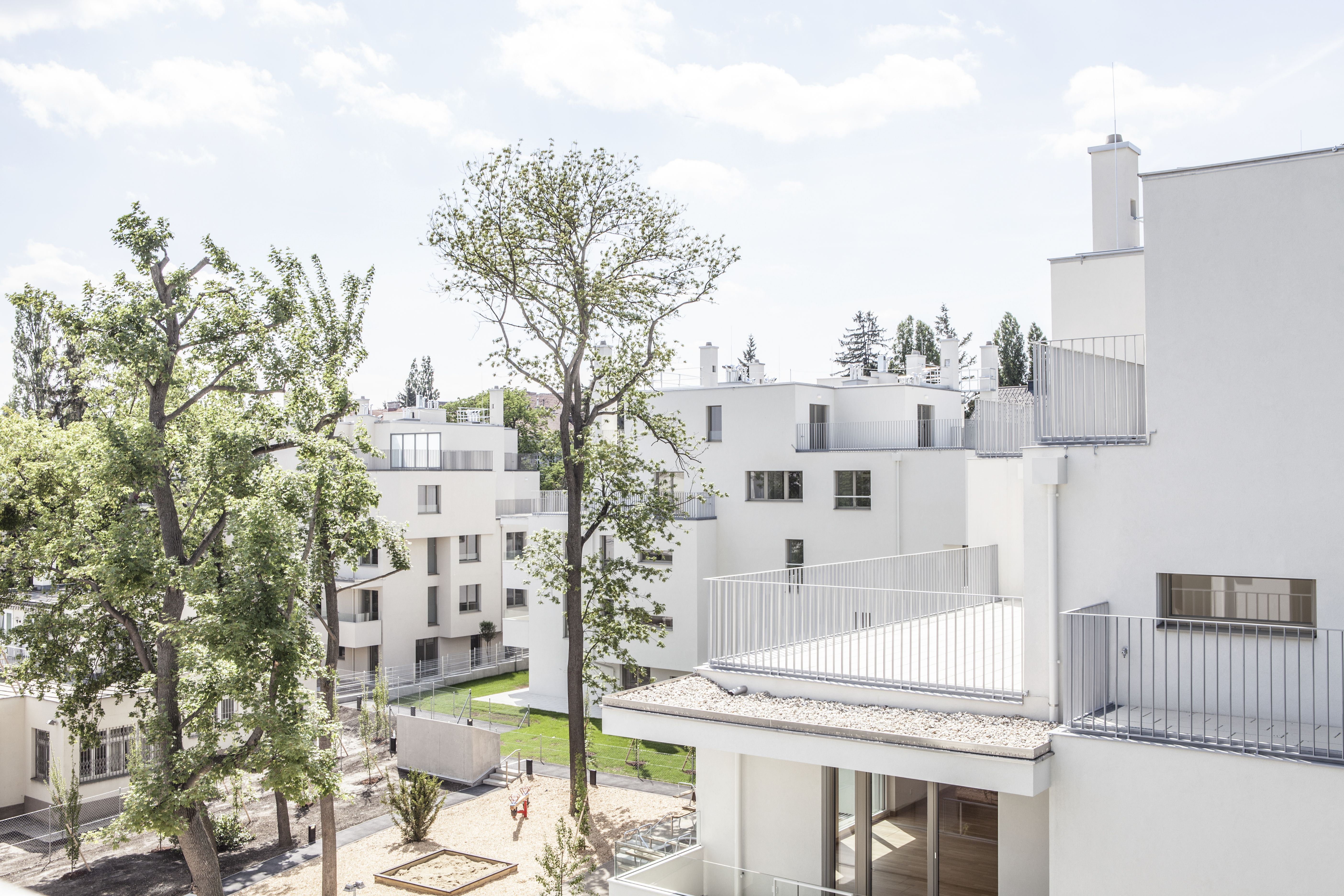 Neue Villen XIX, 1190 Wien - Real estate project development