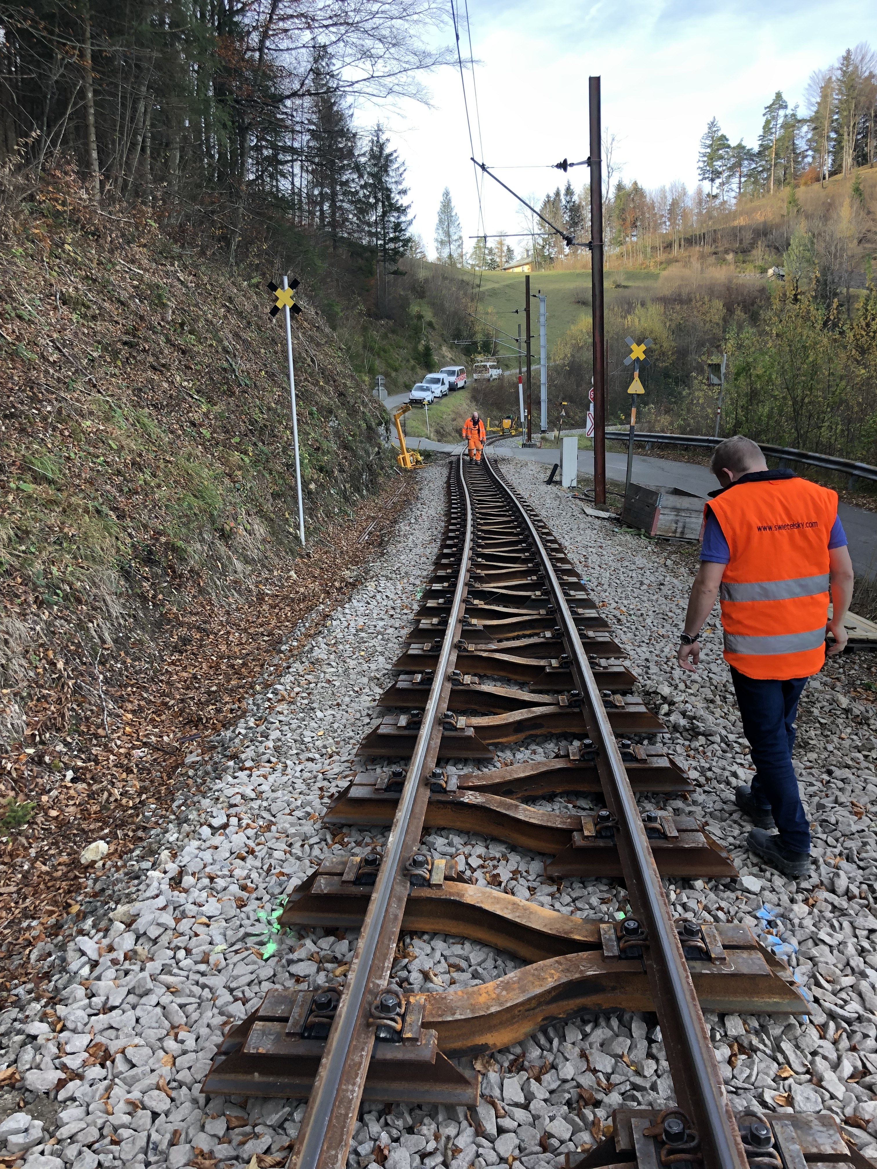 Schmalspur - Railway construction